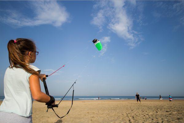Cross kite boarder picture 3