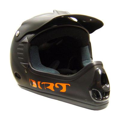 Dirt full face helmet