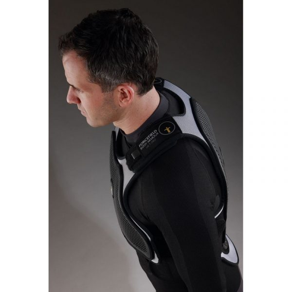 Forcefield Extreme Harness Flite shoulder