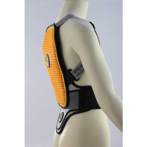 Forcefield Flyer Childrens Back Protector 04