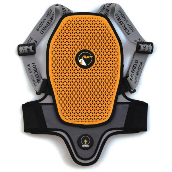 Forcefield Flyer Childrens Back Protector