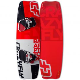 crazy fly raptor pro board