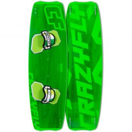 crazy fly shox green board