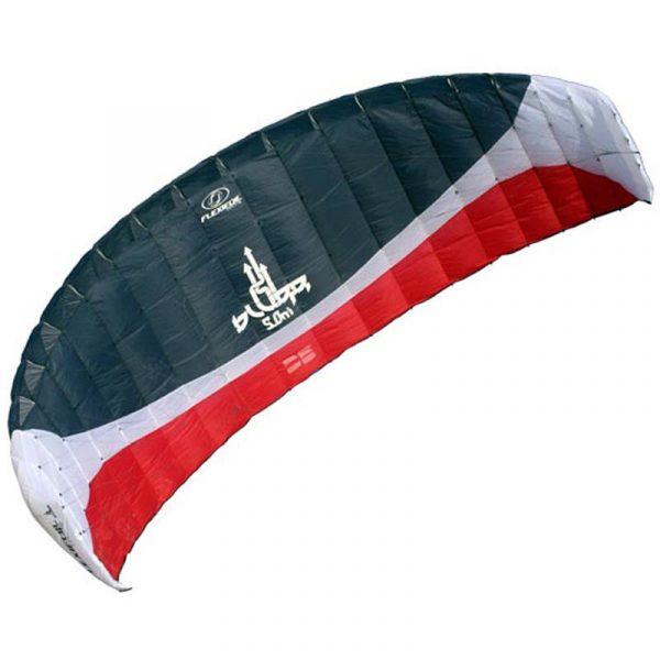 flexifoil blurr power kite 02