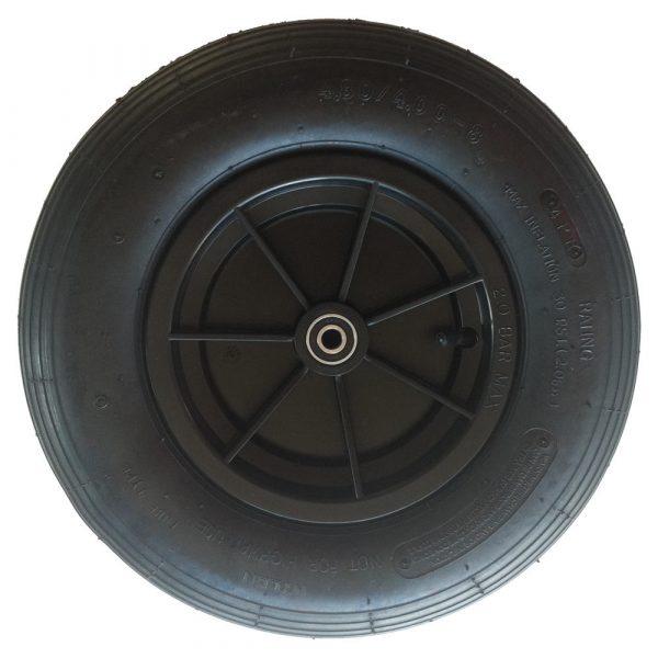 flexifoil buggy wheel black