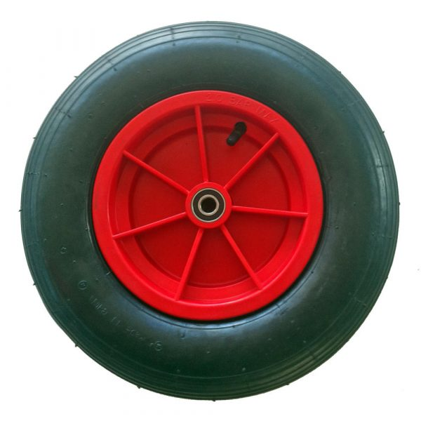 flexifoil buggy wheel red