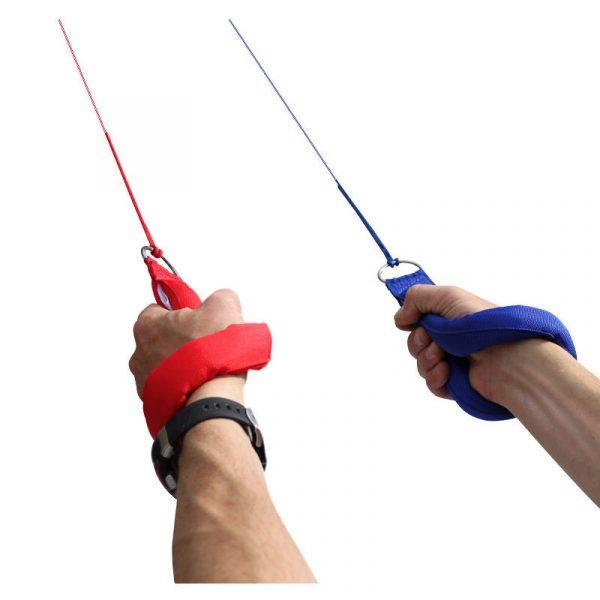 flexifoil padded wrist straps