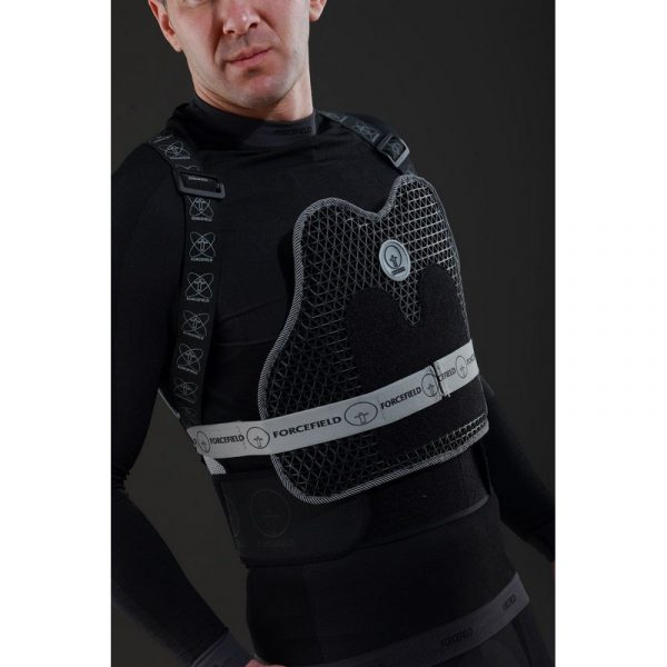 forcefield Race Lite Chest Protector front