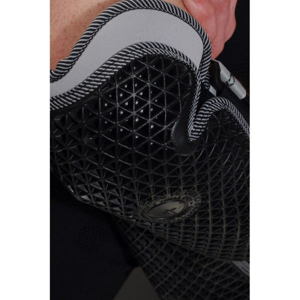 forcefield Strap on Leg Protectors detail