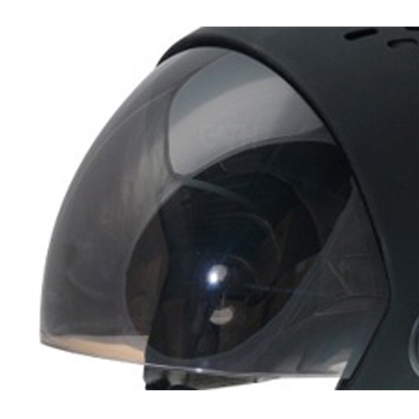 gath retractable helmet visor