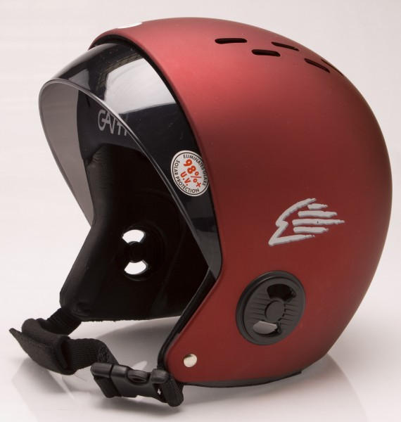 gath visor red