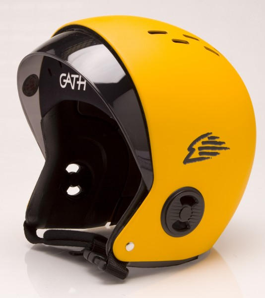 gath visor yellow