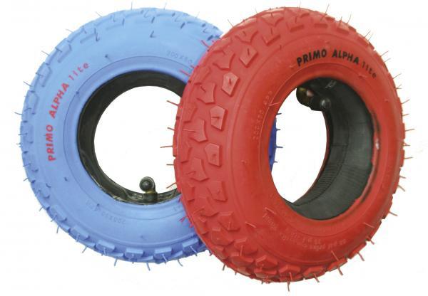 primo alpha tyres