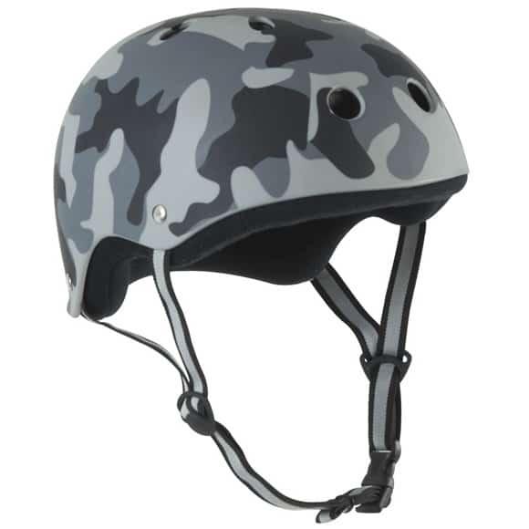 stateside skate camo helmet